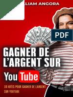 30 idées pour gagner de l'argent sur YouTube
