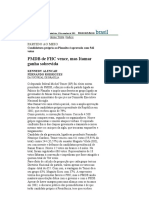 Folha de S.Paulo - Partido ao meio_ PMDB de FHC vence, mas Itamar ganha sobrevida - 10_09_2001