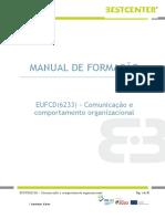 Manual de Formação UFCD 6233