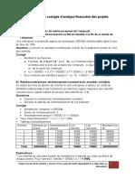 Exercices Corrigés d'Analyse Financière Des Projets d'InvestissementfinNouveau (2)Document Microsoft Office Word
