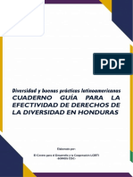 Diversidad y Buenas Prácticas Latinoamericanas SOMOS CDC 2021