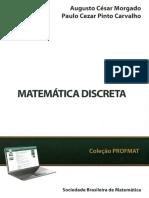 Matemática Discreta by Morgado, Augusto César de Oliveira Pinto Carvalho, Paulo Cezar (Z-lib.org)