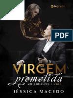 Virgem Prometida - Jessica Macedo