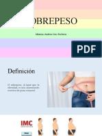 Presentación_ SOBREPESO