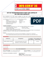InfoCom N°036 _ Kit de Transformation d'une C2R2 en C2R2 MAX