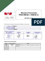 Manual Fox V3