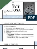 HVAC Project Proposal by Slidesgo