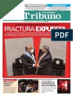 Diario El Tribuno de Tucumán N°11