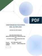 Densidades de Madera, Concreto, Acero y Rocas.