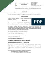 ACTA CREACION  COMITE SEGURIDAD VIAL- Mayo 12-2016 (2)