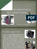 Elementos principales del computador