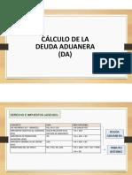 Valor en Aduana y Cálculo de Deuda Aduanera