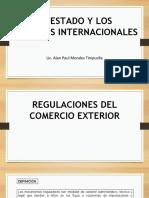 Sesión 09. El Estado y los Negocios Internacionales