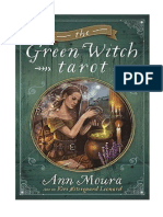 Libro del Tarot de la Bruja Verde