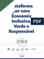 0-A-974Plataforma por uma Economia Inclusiva, Verde e Responsável
