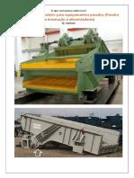 Vibrador para peneira pesadas ( Mineração )