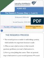 Research Methodology 3