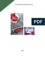 Comunicatii 3G-4G