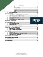 En LIGNE Perfectionnement Orthographe Grammaire Juillet 2014 Exercices v3 (2) Copie
