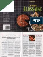 Anne Wilson - Cuisine Ecossaise
