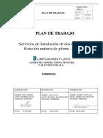 PLAN DE TRABAJO ELMARVI SAC. CELDAS