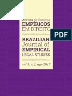 Revista de Estudos Empíricos Em Direito