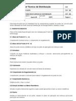 Postes de Concreto - Especificações