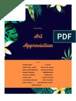 Art Appreciation 1