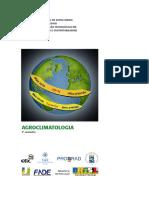 Curso Agric Famil Sustent Agroclimatologia