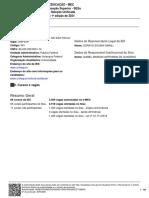 UNIFESP Termo de Adesão ao SISU 2021