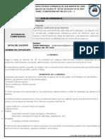 Segunda guia de contabilidad grado 6° 2020