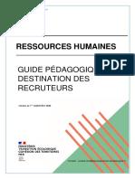 Cosui Egalite 03-11-20 Guide Pedagogique Recrutement