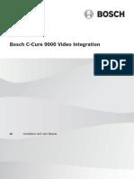 Manual_de_Usuario-Bosch_C•Cure__9000_Integración_de_Video