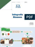 Infografía biomasa