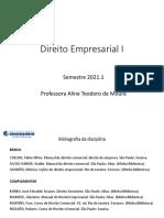 Slides_D. Empresarial_I_Caxias_grupo 1