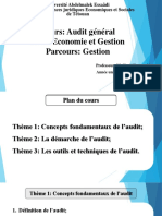 Cours Audit Général