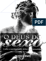 o Deus Do Sexo (Peter Jones)