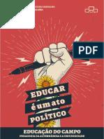 Ato político - Educação do campo, alternancia e universiade - eBook