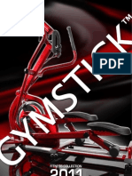 Gymstick katalog na rok 2011