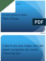 Processi creativi_Prof Lo Faro