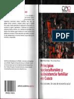 Mario Morveli Principios Socioculturales y Subsistencia Familiar en Cusco