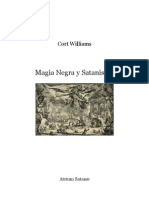 Cort Williams - Magia Negra y Satanismo