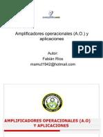 los-amplificadores-operacionales