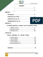 Rapporte de Stage DOUHA Noureddine-Renault