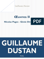 19 Guillaume Dustan OeuvresT2 Nicolas Pages Genis Divin