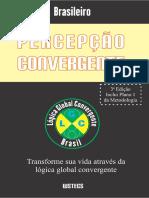 E-book Percepcao Convergente - Terceira Edicao