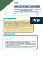 EVALUACIÓN DE DIAGNÓSTICO_ACTIVIDAD N°01