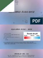 4 Equilibrio ácido -base