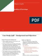 EDHEC Case Study 1 - QofE 2021