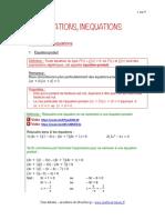 19Equations_InequationsM